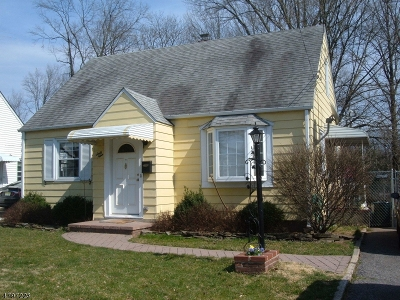 Clark Twp. Single Family Home For Sale: 69 James Ave