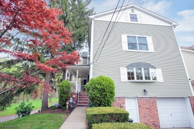 Nutley Twp. Single Family Home For Sale: 46 Lake St