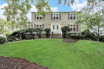 Chatham Twp. Single Family Home For Sale: 31 Pembrooke Road