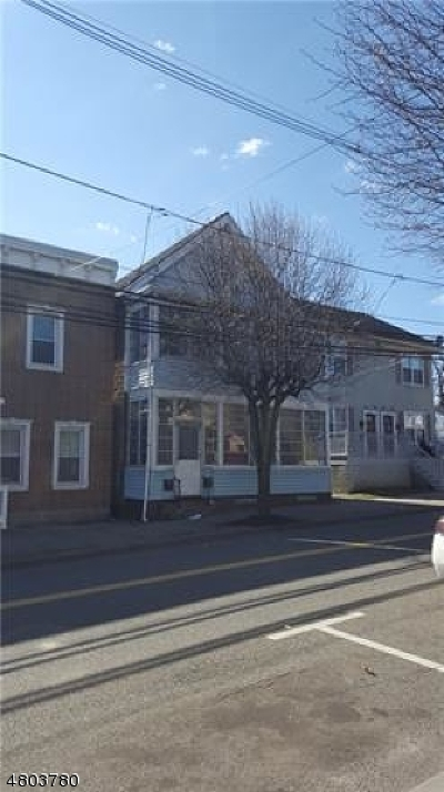 South Amboy City Single Family Home For Sale: 188 N Broadway