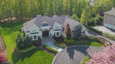 Livingston Twp. Single Family Home For Sale: 6 Harvard Pl