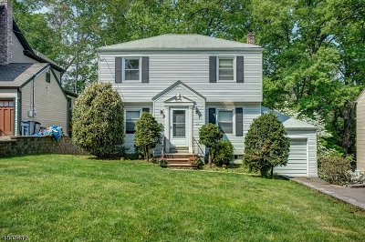 Livingston Twp. Single Family Home For Sale: 23 Briar Cliff Rd