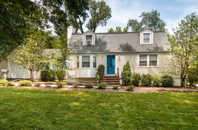 Livingston Twp. Single Family Home For Sale: 9 Country Club Rd