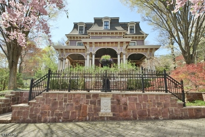 Montclair Twp. Single Family Home For Sale: 176 S Mountain Ave