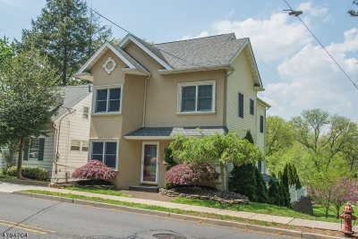 Nutley Twp. Single Family Home For Sale: 407 Passaic Ave
