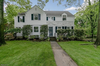 Millburn Twp. Single Family Home For Sale: 2 Northern Drive