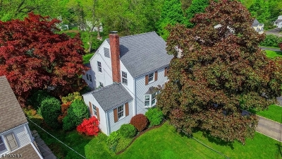 Morris Plains Boro Single Family Home For Sale: 99 Glenbrook Rd