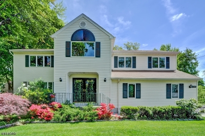 Scotch Plains Twp. Single Family Home For Sale: 2236 Westfield Ave