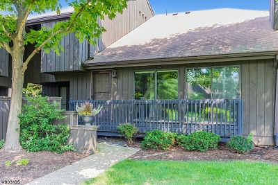Edison Twp. Condo/Townhouse For Sale: 330 Westgate Dr #330