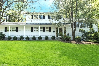 West Orange Twp. Single Family Home For Sale: 15 Syme Ave