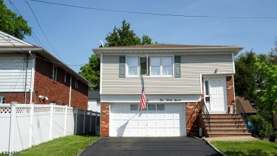 Union Twp. Single Family Home For Sale: 147 Sinclair Ave