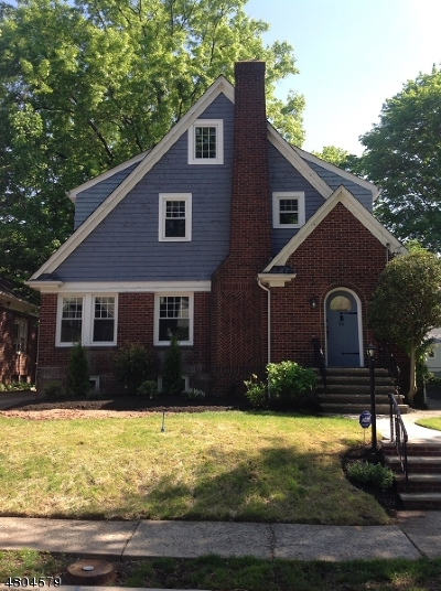 Maplewood Twp. Single Family Home For Sale: 36 Ball Ter