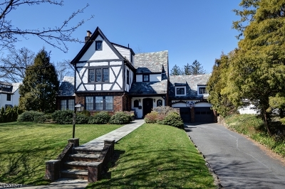 WESTFIELD Single Family Home For Sale: 815 Standish Ave