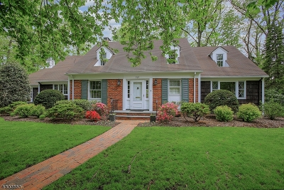 WESTFIELD Single Family Home For Sale: 925 Wyandotte Trail