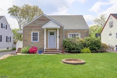 CLARK Single Family Home For Sale: 10 Glenwood Ter