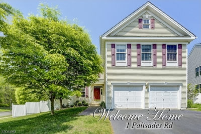 OLD BRIDGE Single Family Home For Sale: 1 Palisades Rd