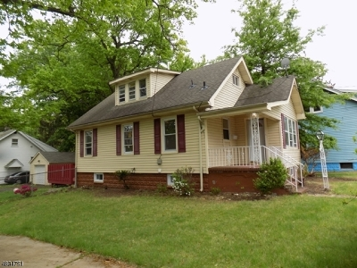 ROSELLE Single Family Home For Sale: 801 Amsterdam Ave