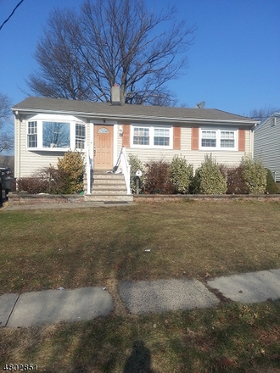 Kenilworth Boro Single Family Home For Sale: 704 Passaic Ave