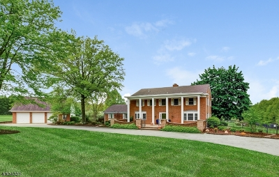 Union Twp. Single Family Home For Sale: 71 Perryville Rd
