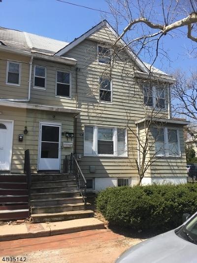 Elizabeth City Multi Family Home For Sale: 154 Bellevue St