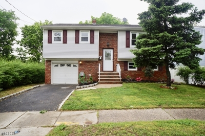 RAHWAY Single Family Home For Sale: 1901 Henry St