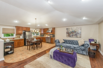 Livingston Twp. Single Family Home For Sale: 13 Manor Rd