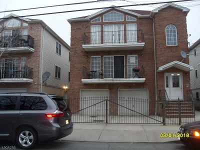 Essex County, Morris County, Union County Multi Family Home For Sale: 50-52 Providence St