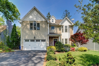 Clark Twp. Single Family Home For Sale: 588 Madison Hill Rd