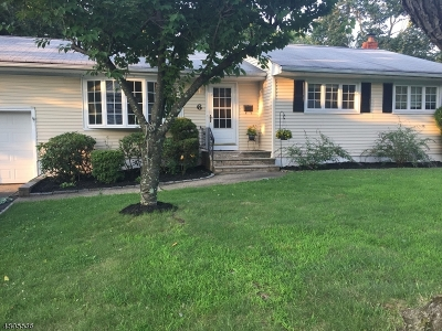 West Orange Twp. Single Family Home For Sale: 6 Dockery Dr