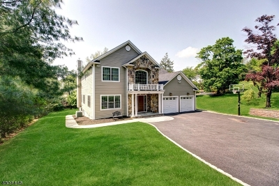 Livingston Twp. Single Family Home For Sale: 56 Stonewall Drive
