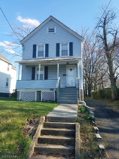 ROSELLE Single Family Home For Sale: 211 W 3rd Ave
