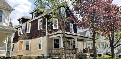 Boonton Town Single Family Home For Sale: 512 Washington St