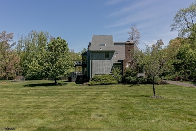 Scotch Plains Twp. Single Family Home For Sale: 1121 Cooper Road