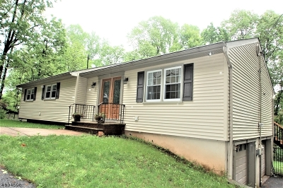 WATCHUNG Single Family Home For Sale: 1216 Johnston Dr