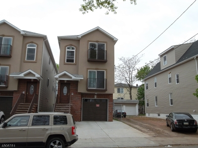 Elizabeth City Multi Family Home For Sale: 606 Magnolia Ave