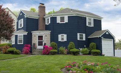 Millburn Twp. Single Family Home For Sale: 12 Reeve Cir