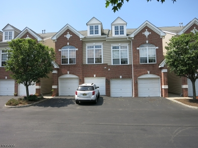 Union Twp. Condo/Townhouse For Sale: 709 Firethorn Dr #709