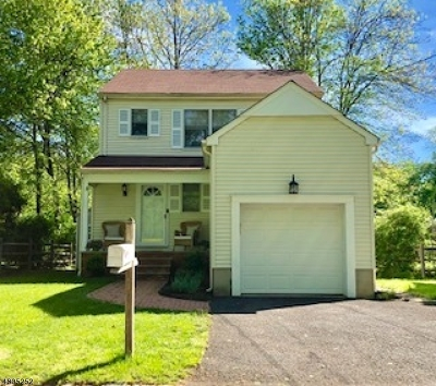 Chatham Twp. Single Family Home For Sale: 39 Lake Rd