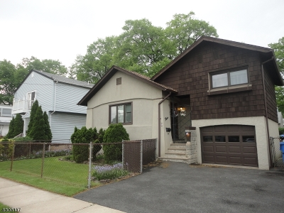 Woodbridge Twp. Single Family Home For Sale: 3 W Park Ave