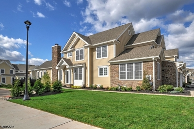 Essex County, Morris County, Union County Condo/Townhouse For Sale: 505 Tillinghast Turn