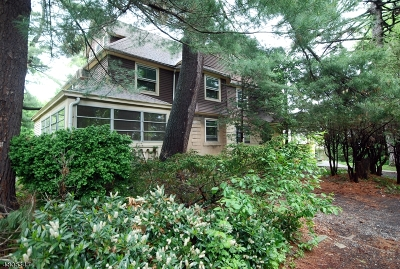 Montclair Twp. Single Family Home For Sale: 142 Watchung Ave