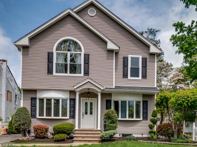 Parsippany-Troy Hills Twp. Single Family Home For Sale: 381 Allentown Rd