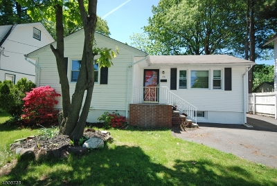 Montclair Twp. Single Family Home For Sale: 198 Harrison Ave