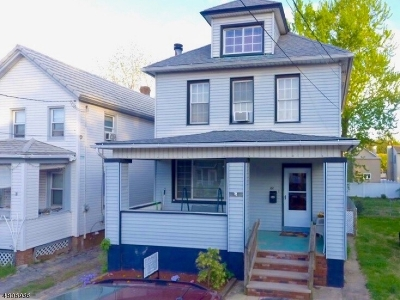 South Amboy City Single Family Home For Sale: 325 Henry St
