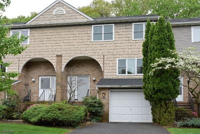 Parsippany-Troy Hills Twp. Condo/Townhouse For Sale: 147 Patriots Rd