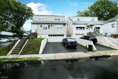 Hillside Twp. Multi Family Home For Sale: 591 Leo St
