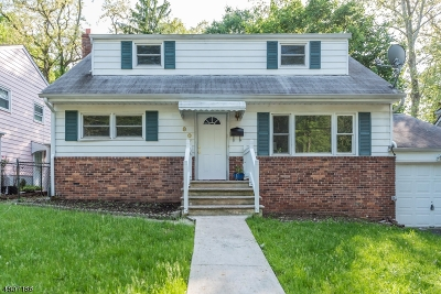 Union Twp. Single Family Home For Sale: 80 Crestview Ave