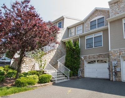 Parsippany-Troy Hills Twp. Condo/Townhouse For Sale: 57 Autumn Ridge Rd