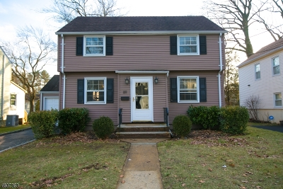 Springfield Twp. Single Family Home For Sale: 89 Henshaw Ave