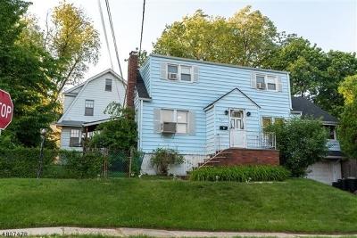 Roselle Boro Single Family Home For Sale: 631 Elm St